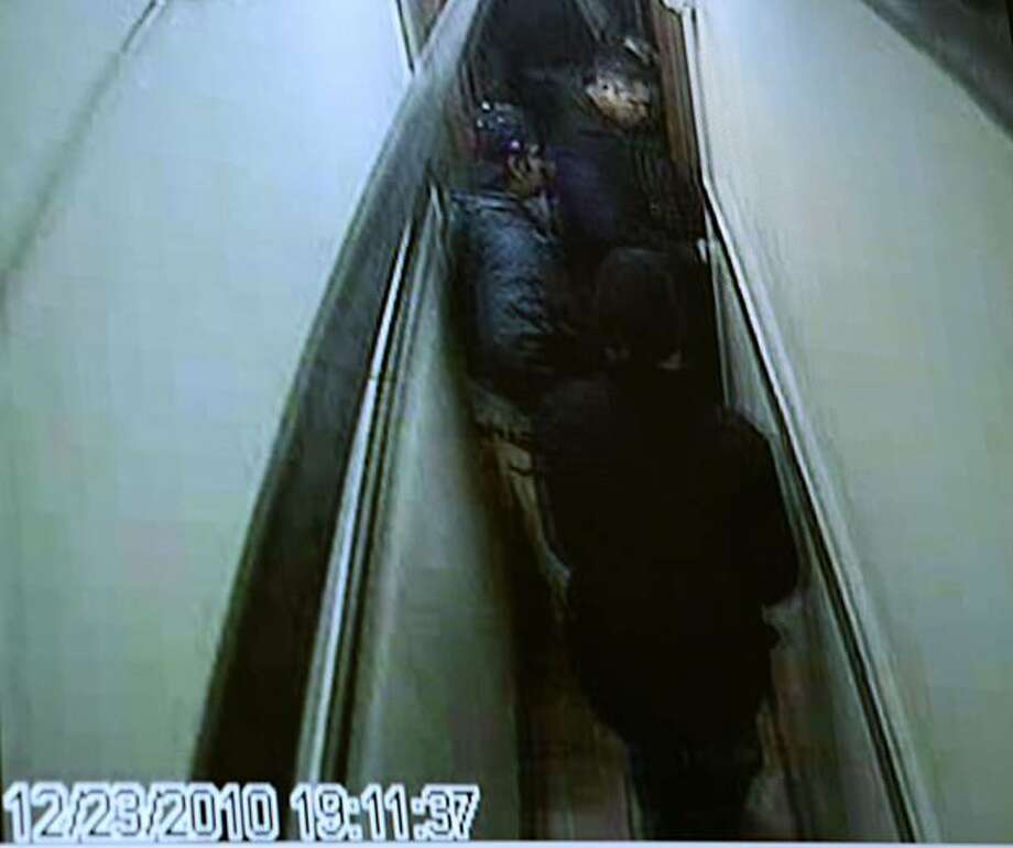 Surveillance video from the Henry Hotel reveals that SFPD narcotics officers falsified police reports in order to justify searching residences without warrants or consent. at the public defender's office in San Francisco, Calif., on Tuesday, March 1, 2011. Photo: Liz Hafalia, The Chronicle