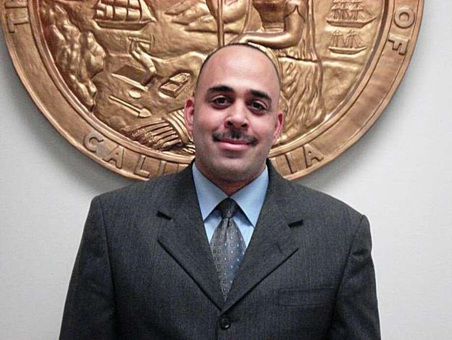 David Muhammad, Chief Probation Officer, Alameda County Photo: Courtesy Alameda County Probatio