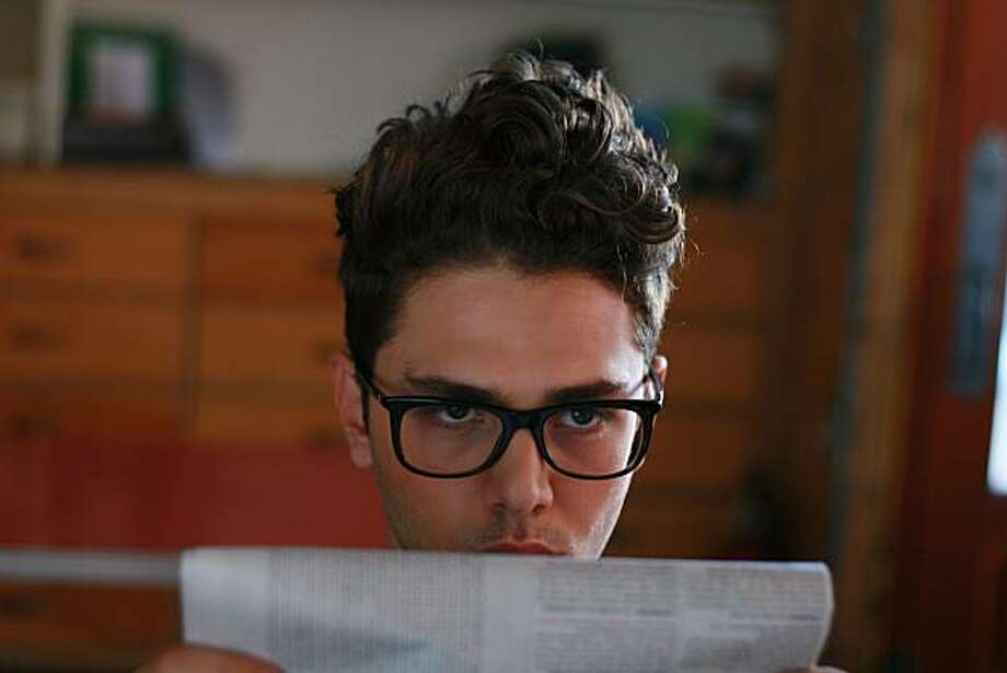 "Writer-director Xavier Dolan plays Francis in the 2010 film, ""Heartbeats."" Photo: IFC Films"
