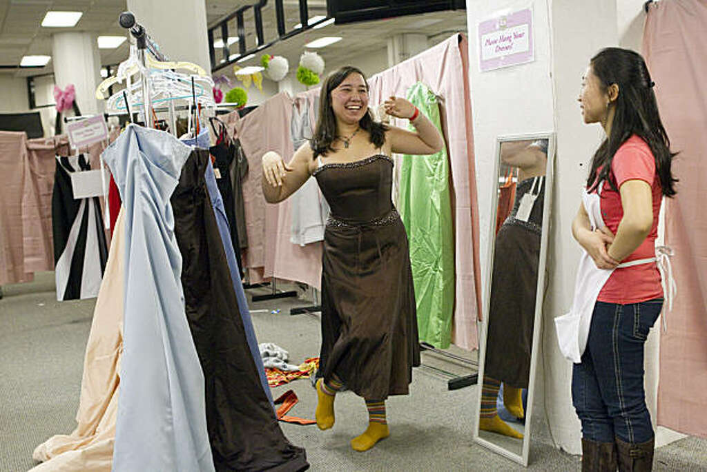 Princess Project gives away prom dresses - SFGate