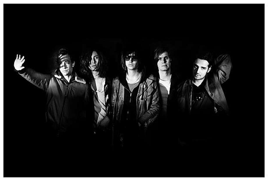 The Strokes. Photo: Rca