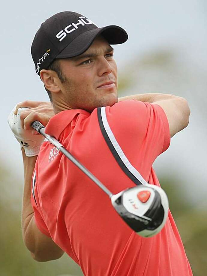 DORAL, FL - MARCH 10:  Martin Kaymer of Germany hits his tee shot on the third hole during the first round of the 2011 WGC- Cadillac Championship at the TPC Blue Monster at the Doral Golf Resort and Spa on March 10, 2011 in Doral, Florida. Photo: Mike Ehrmann, Getty Images
