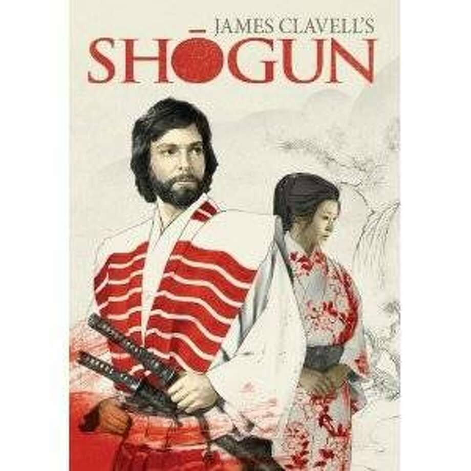 dvd cover SHOGUN Photo: Amazon.com