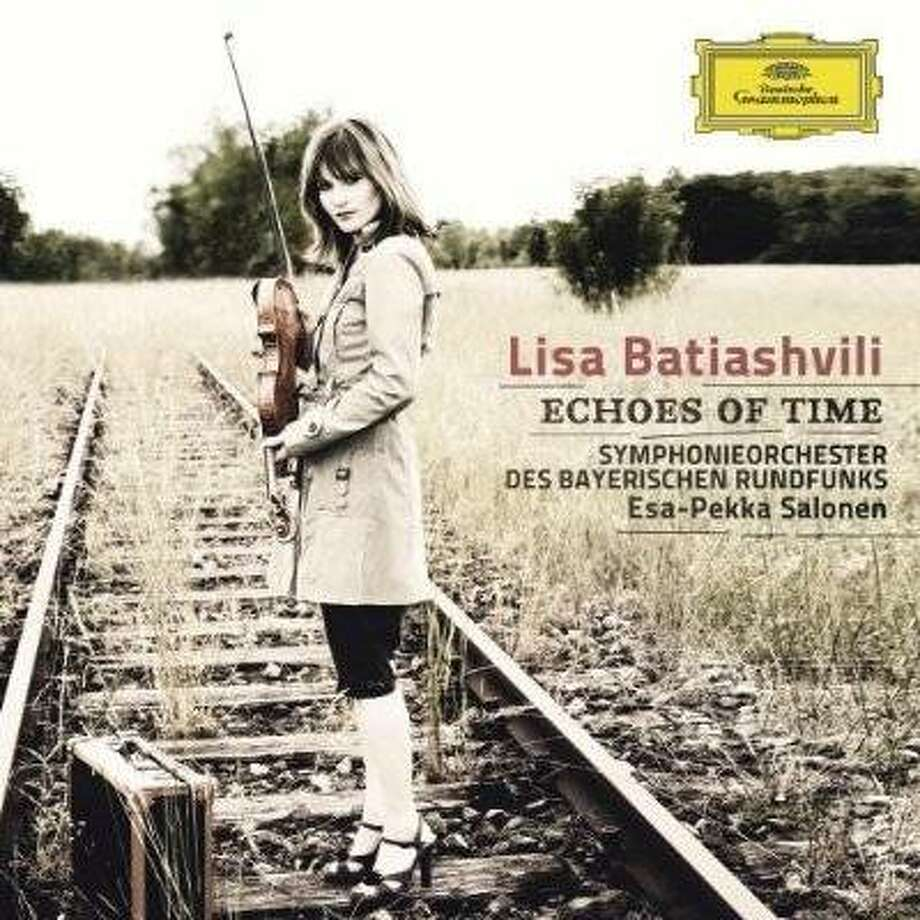 CD cover. Photo: Deutsche Gramophon