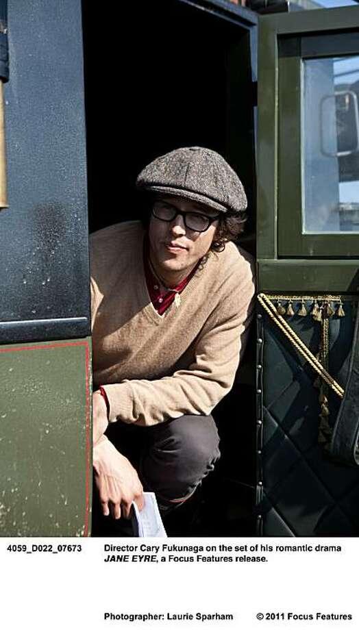 """Jane Eyre"": Director Cary Fukunaga Photo: Laurie Sparham, Focus Features"