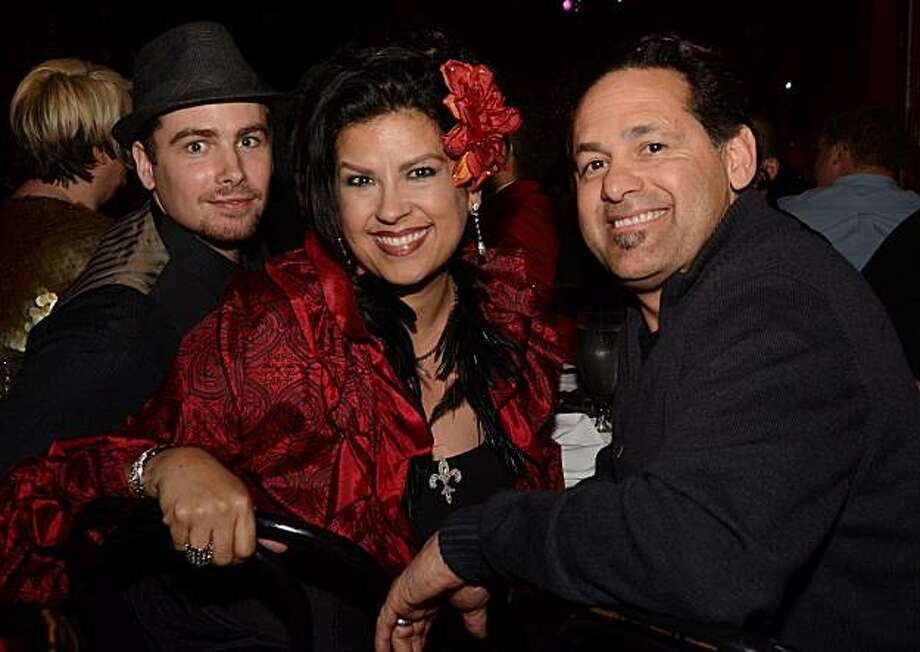Photo credit: Abara Ijiomah     Ricardo Salinas in the Spiegeltent at Teatro ZinZanni   The photo with three people is:  Ricardo Salinas  (right) with cast member Rebekah DelRio and Eric Skotnes             Rebekah is in the show, and her husband Eric, iRicardo Salinas in the Spiegeltent at Teatro ZinZanni  The photo with three people is:  Ricardo Salinas (right) with cast member Rebekah DelRio and Eric Skotnes Rebekah is in the show, and her husband Eric, is a muralist working on the show    Photo credit: Abara Ijiomah     Ricardo Salinas in the Spiegeltent at Teatro ZinZanni   The photo with three people is:  Ricardo Salinas  (right) with cast member Rebekah DelRio and Eric Skotnes             Rebekah is in the show, and her husband Eric, is a muralist working on the show Photo: Abara Ijiomah