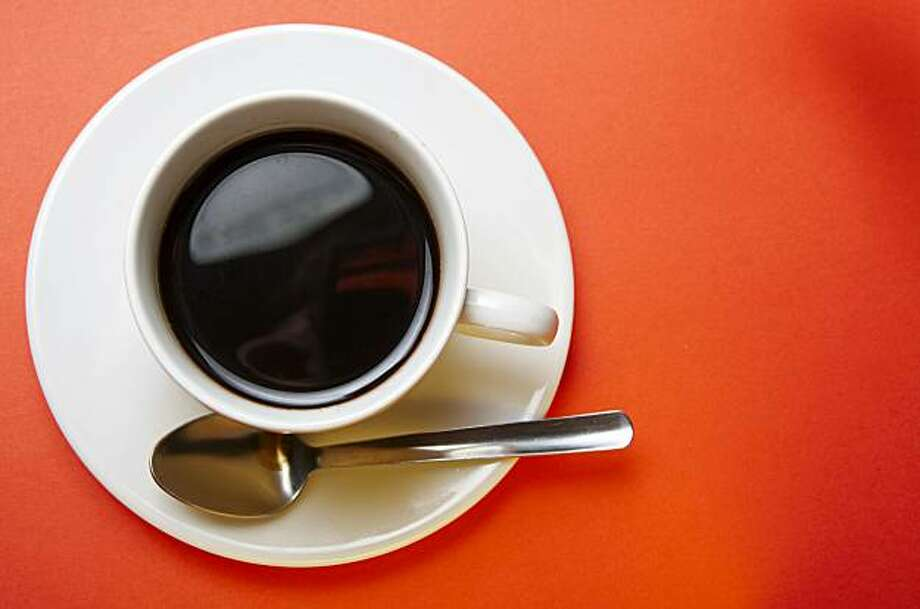 A cup of coffee. Photo: IStock.com