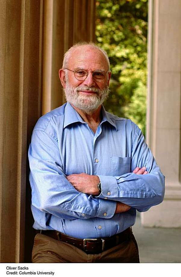 Oliver Sacks Photo: Columbia University