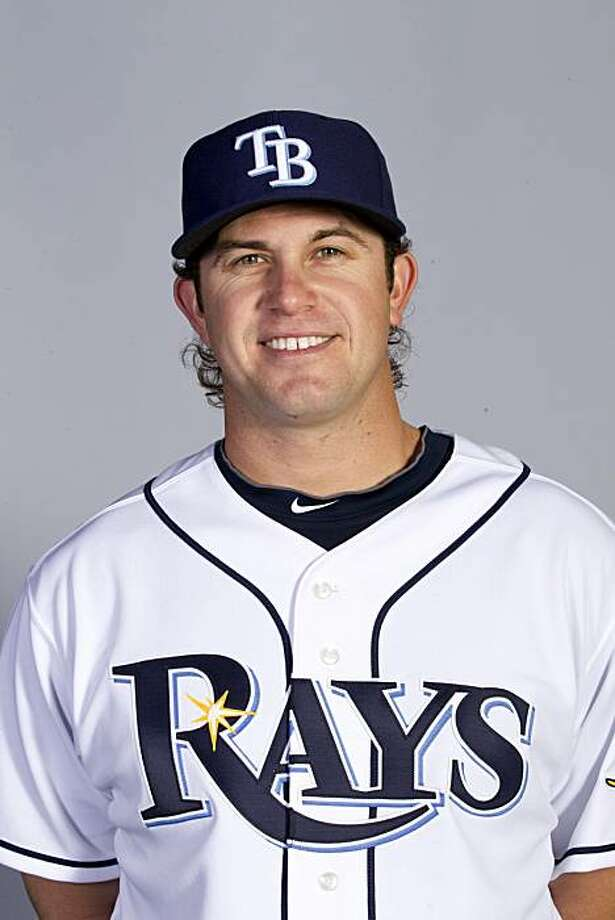 """This is a 2011 photo of infielder Evan Longoria of the Tampa Bay Rays baseball team.  This image reflects the Tampa Bay Rays active roster as of Tuesday, Feb. 22, 2011 when this image was taken during spring training baseball in Port Charlotte, Fla. Photo: Dave Martin, AP"