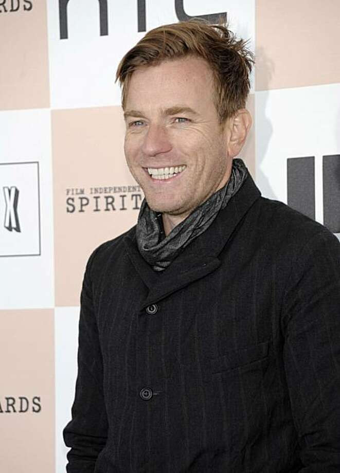 Ewan McGregor arrives at the Independent Spirit Awards on Saturday, Feb. 26, 2011, in Santa Monica, Calif. Photo: Dan Steinberg, AP