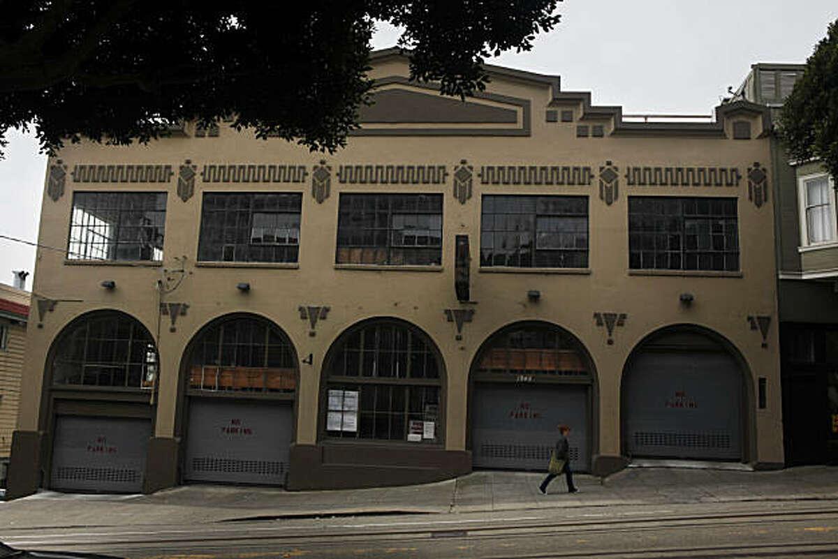 A pedestrian walks past 1945 Hyde Street on March 9, 2011 in San Francisco, California.