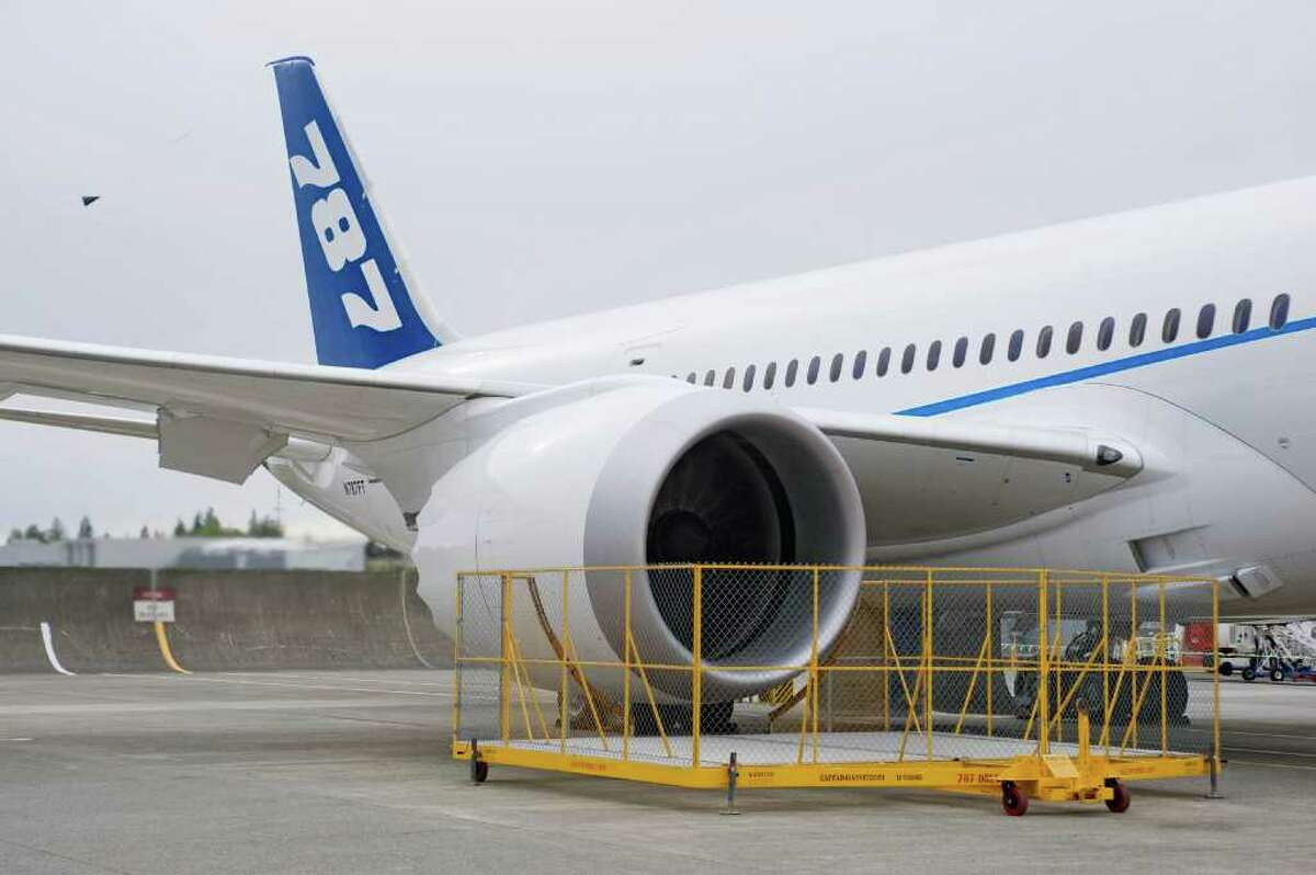 787 - AP-5 Engine Run Test K64940-04