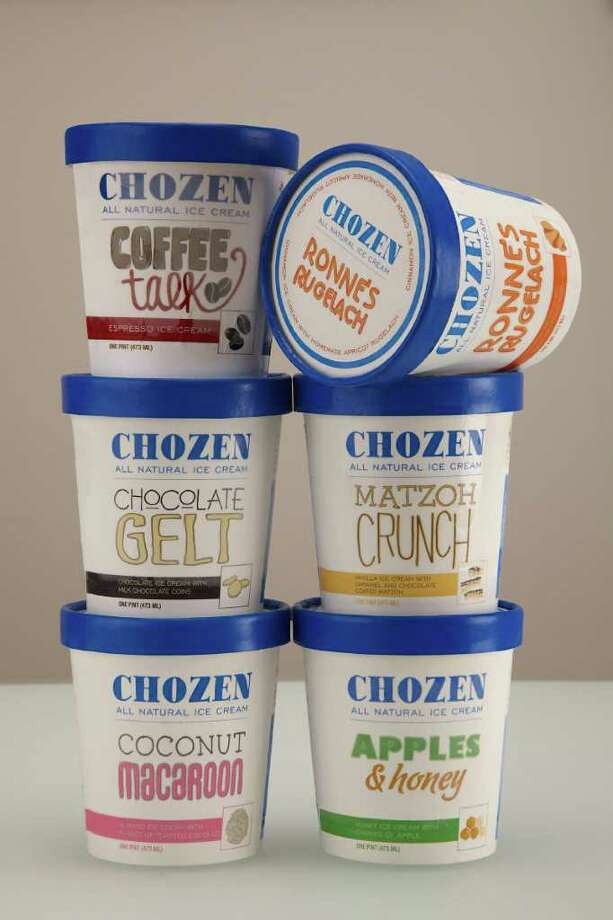 Chozen All Natural Ice Cream Photo: Courtesy Photo