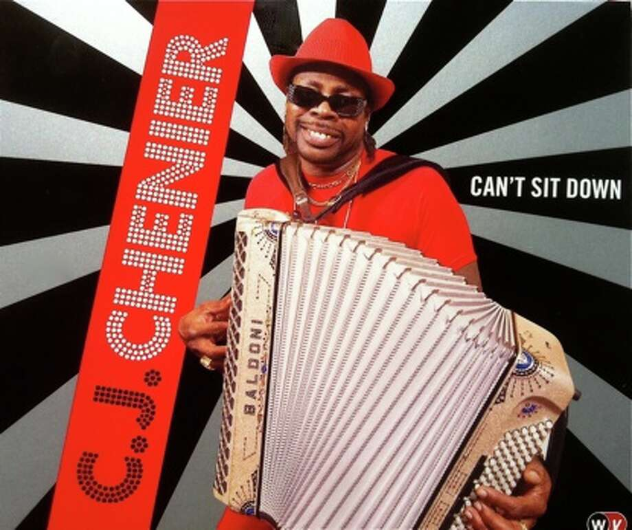 """Can't Sit Down"" by C.J. Chenier was nominated for a 2011 Grammy Award for best regional-roots album."