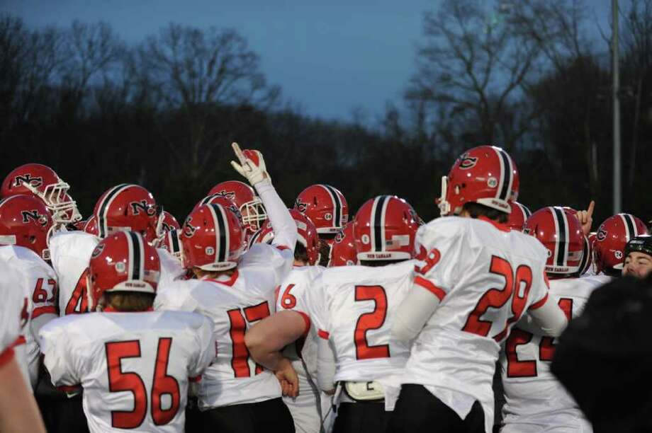 New Canaan vs. Windsor Saturday, Dec. 3, 2011 in the Class L seminfinal game at East Haven High School in East Haven, Conn. Photo: Autumn Driscoll / Connecticut Post
