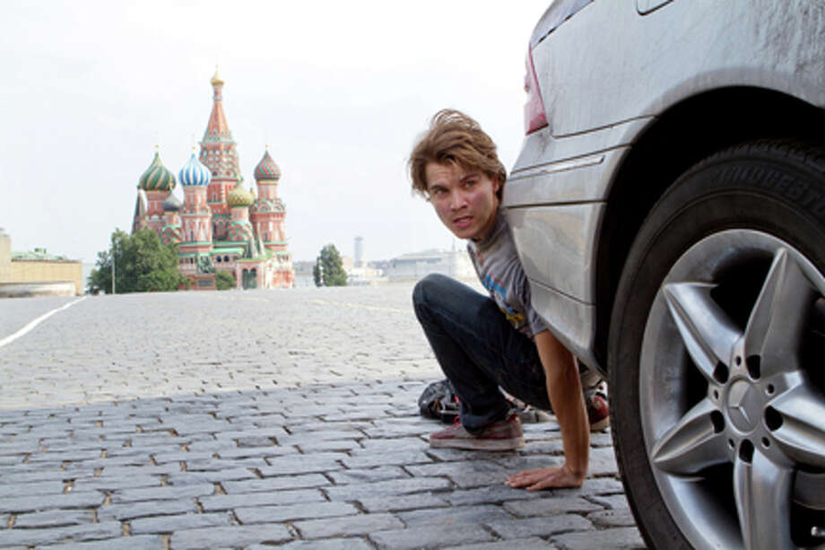 """Emile Hirsch in """"The Darkest Hour."""" Photo: Photo: Rico Torres / © 2011 Summit Entertainment, LLC.  All rights reserved."""