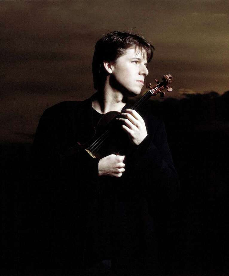 """Violinist Joshua Bell, the star of PBSO """"Live from Lincoln Center: Joshua Bell and Orpheus at the Penthouse"""" on Wednesday (check local listings), loves video games and playing chess."""