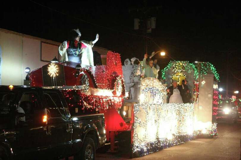 The Downtown Sour Lake Posse hosted Sour Lake's Annual Festival Christmas on the Square on Thursday,
