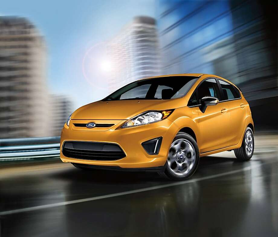 The proposed 54.5-mpg CAFE standard, to which all mainstream auto manufacturers will be bound, is well in excess of the 35.5-mpg goal set by current CAFE legislation that runs through 2017. 2012 Ford Fiesta: Fiesta features a 120 hp 1.6-lter four-cylinder engine that delivers up to 40 highway miles per gallon. (6/20/2011) Photo: Courtesy Of Ford
