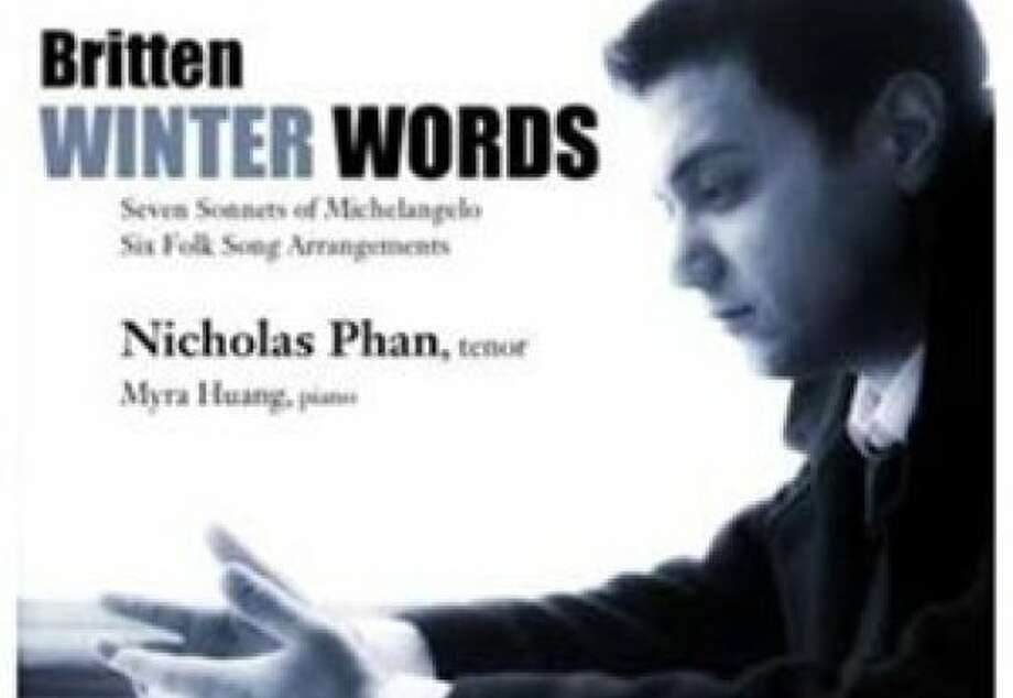 "cd cover ""Winter Words"" Photo: Avie Records, Amazon.com"