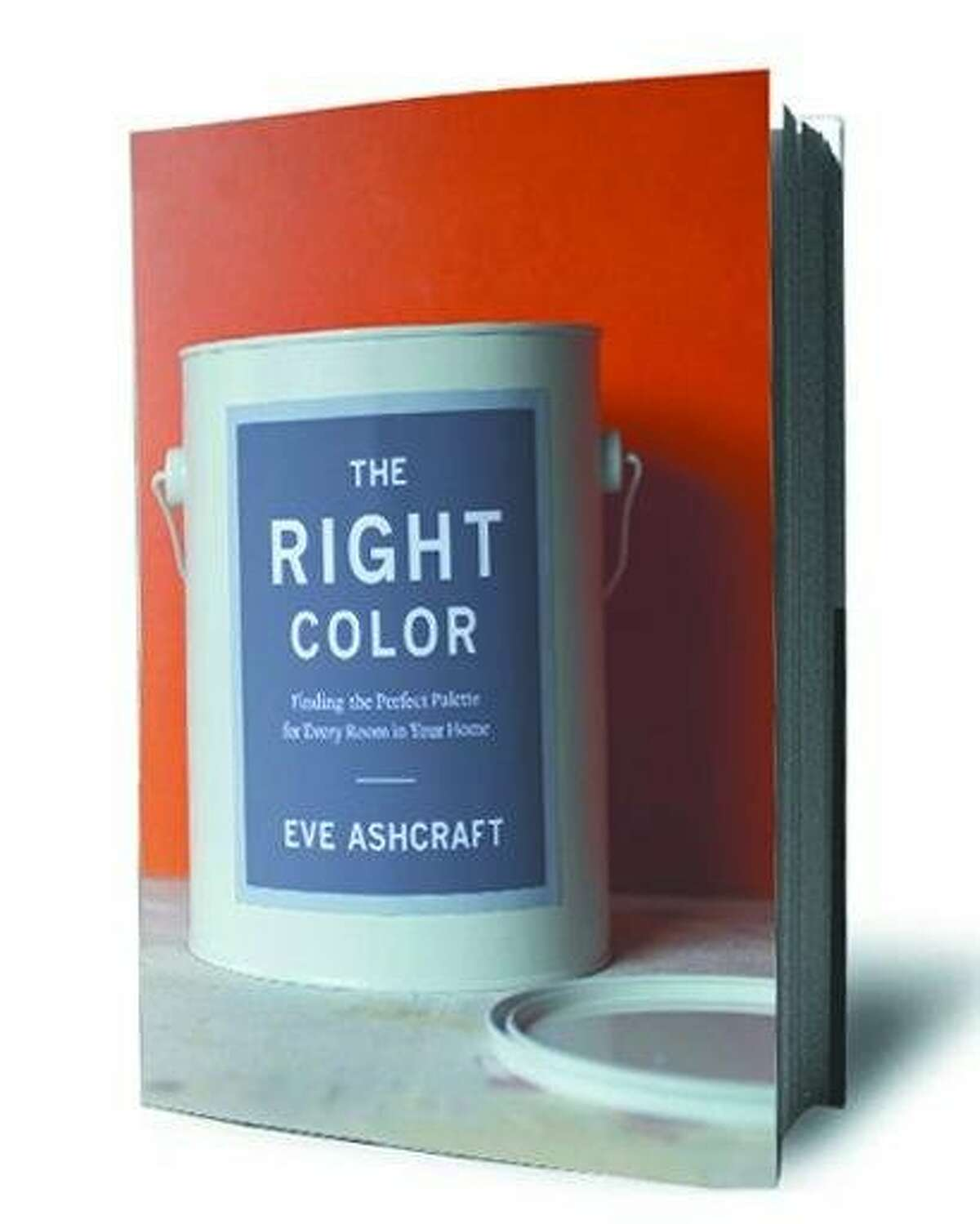 Book cover for The Right Color by Eve Ashcraft