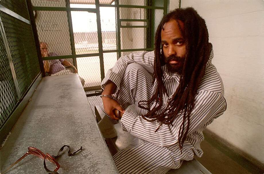 Former Black Panther and convicted cop killer Mumia Abu-Jamal, seen in this undated file photo, will be spared the death penalty, the Philadelphia district attorney announced on Wednesday, December 7, 2011, bringing a quiet end to a racially charged case that spanned 30 years. (April Saul/Philadelphia Inquirer/MCT) Photo: April Saul, MCT
