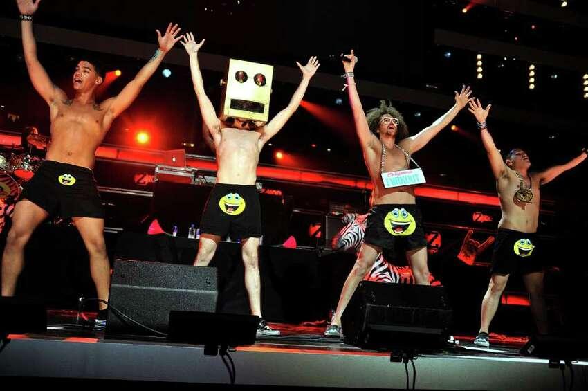 #2 Party Rock Anthem- LMFAO