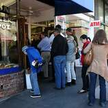 Square 11: The lines are long at Swan Oyster Depot, our pick.