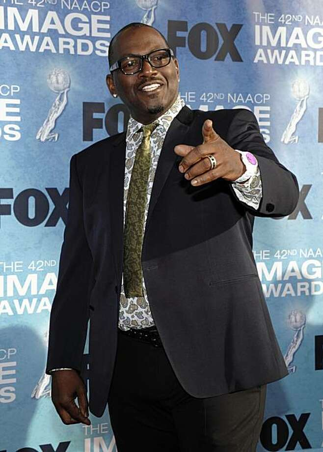 Randy Jackson arrives at the 42nd NAACP Image Awards on Friday, March 4, 2011, in Los Angeles. Photo: Dan Steinberg, AP