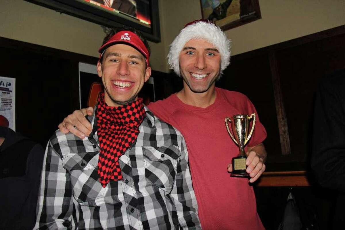 Were You Seen at the 6th Annual Santa Speedo Sprint and Winter WonderLARK Festival on Saturday, December 10, 2011?