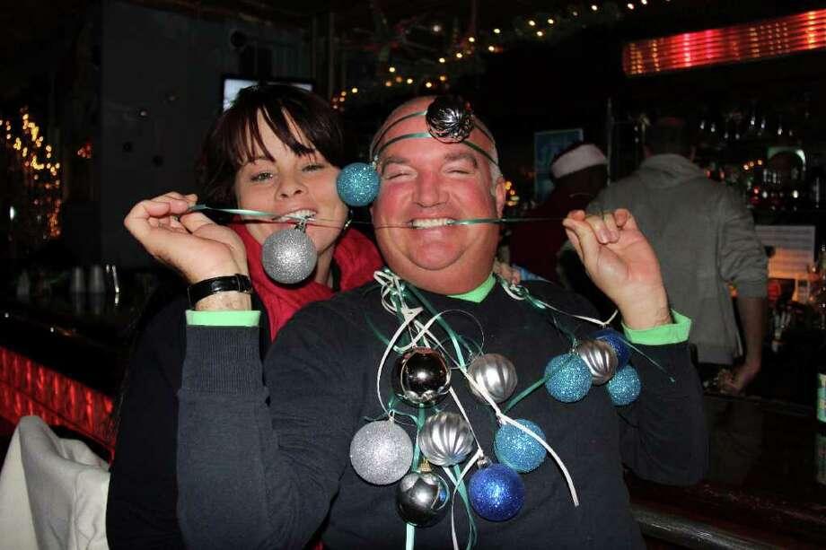 Were You Seen at the 6th Annual Santa Speedo Sprint and Winter WonderLARK Festival on Saturday, December 10, 2011? Photo: Brian Tromans