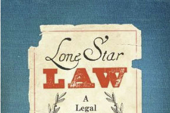 """Lone Star Law"" by Michael Ariens"