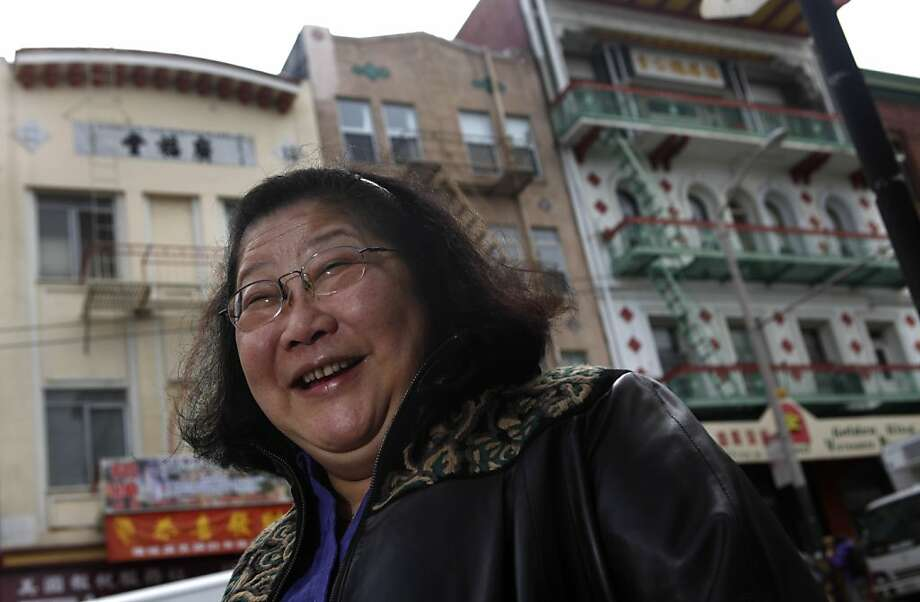 Rose Pak is seen on Clay Street in Chinatown in San Francisco, Calif. on Friday September 17, 2010. Photo: Lea Suzuki, The Chronicle