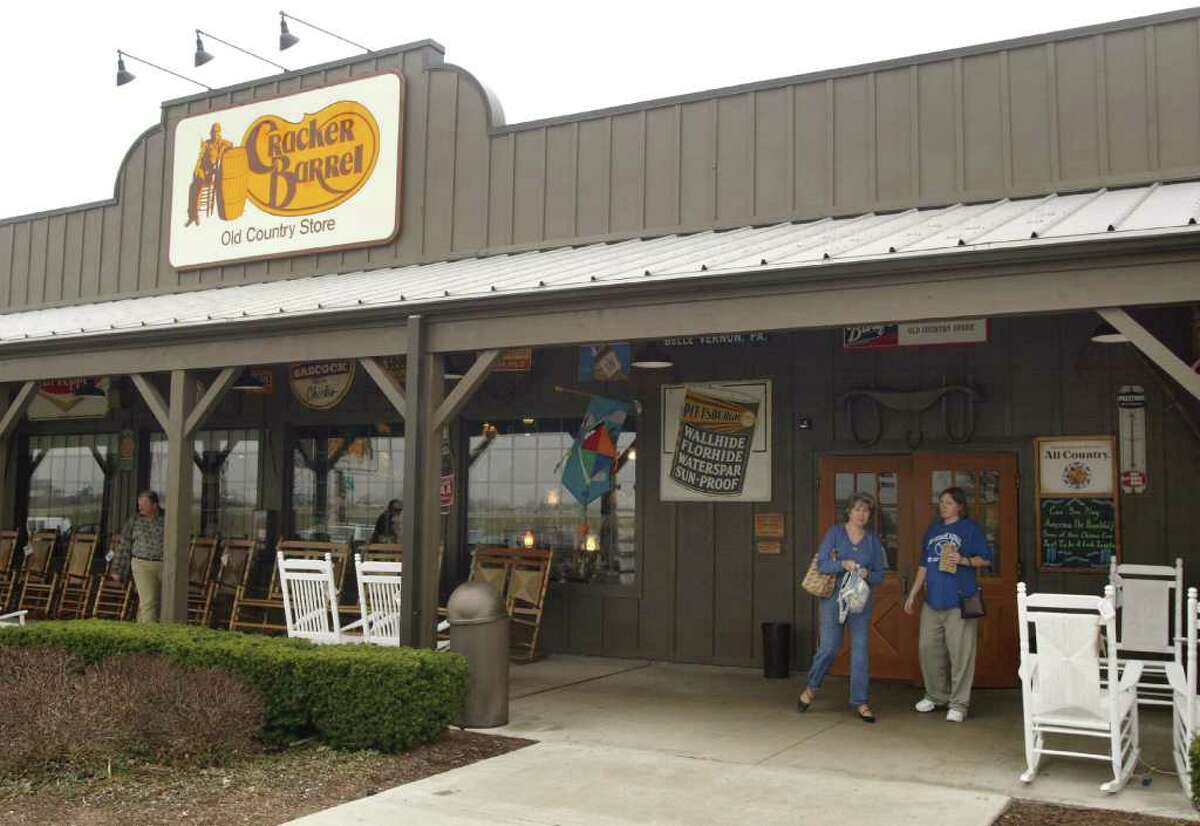 Cracker Barrel said Glass, Lewis & Co., which made a positive recommendation of Sardar Biglari,