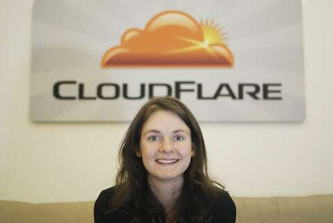 Q&A with Michelle Zatlyn, co-founder of CloudFlare - SFGate