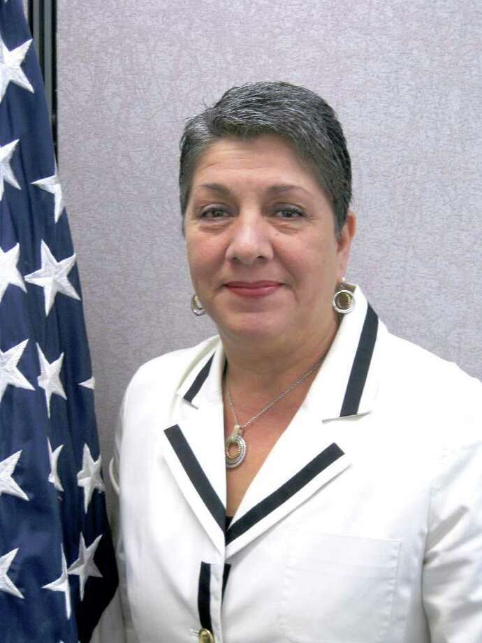 HANDOUT PHOTO GONE: Arleen Ocasio, the former Houston director, has been transferred to a similar post in Washington, D.C. / handout