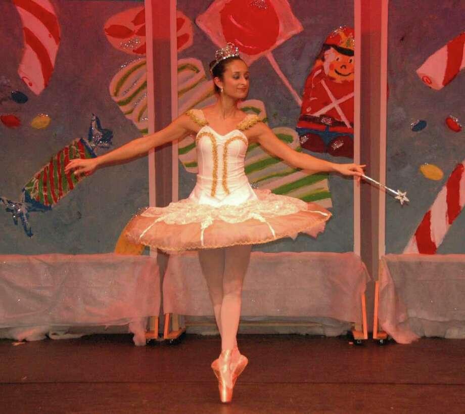 Neeta Maniar will perform as the Sugar Plum Fairy. Photo: Contributed Photo