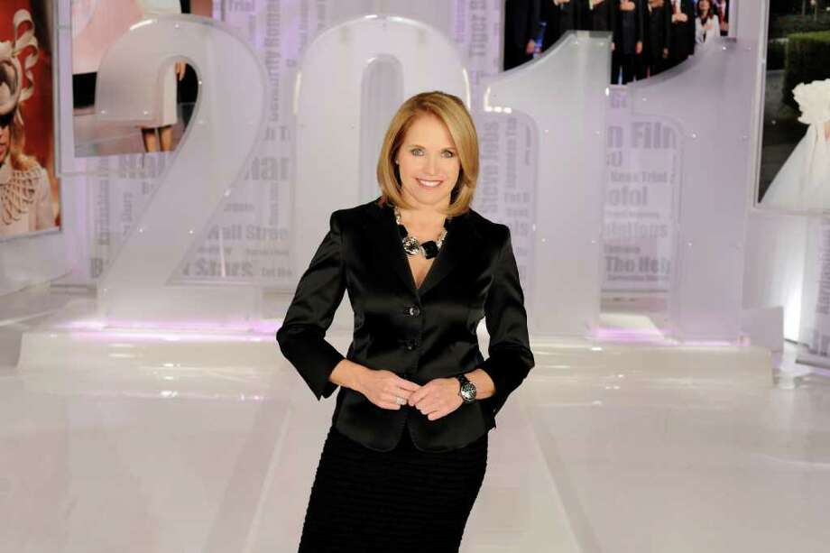 """The Year With Katie Couric,"" featuring highlights of the biggest stories of 2011, airs Thursday. Couric's talk show is set to debut in the fall. Photo: DONNA SVENNEVIK, ABC / ©2011 American Broadcasting Companies, Inc.  All rights reserved."