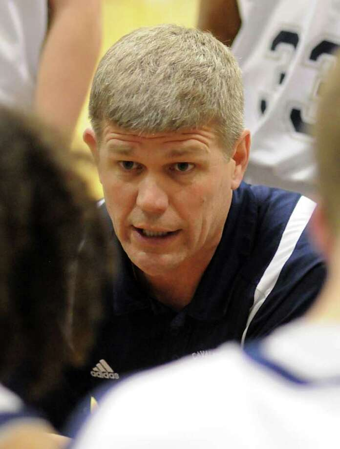 College Park coach Clifton McNeely Photo: David Hopper / freelance