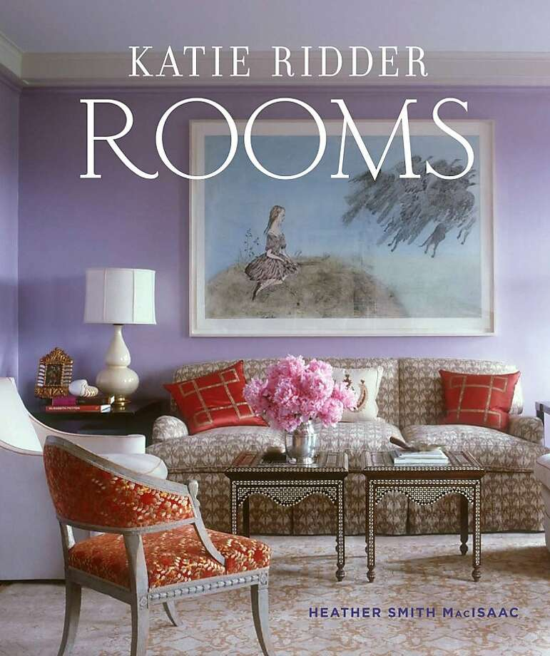 """Katie Ridder Rooms,"" by Heather Smith MacIsaac. Photo: The Vendome Press"