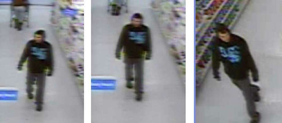 East Greenbush Police released these photos as part of an investigation into a touching incident. (Provided photo)