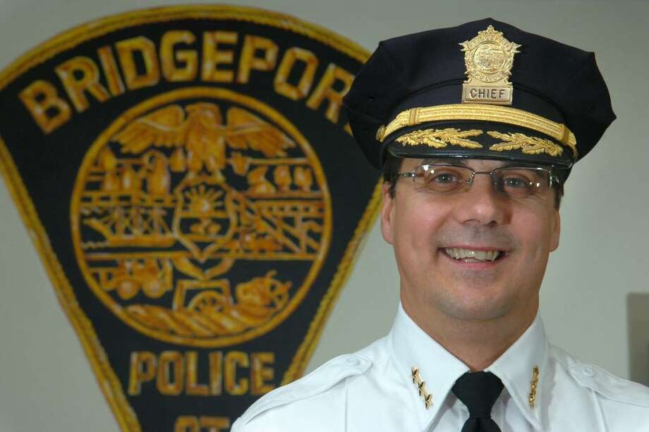 Acting Bridgeport Police Chief Joseph Gaudett Jr. Photo: Ned Gerard / Connecticut Post