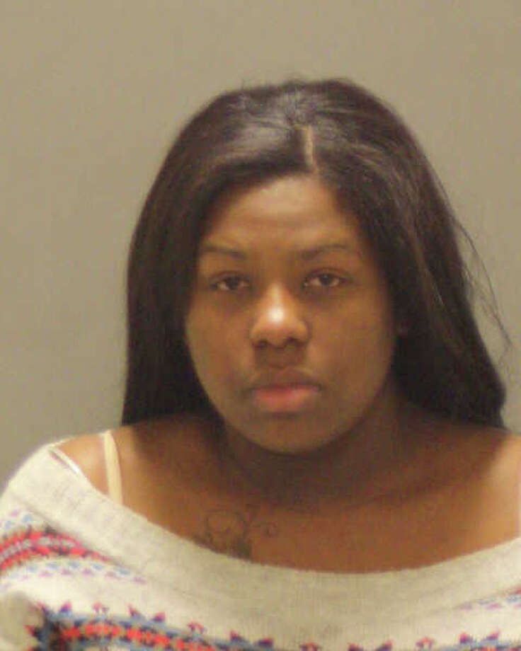 Felicia A. Mcdonald, 23, 1603 Given Ave., Bronx, N.Y., was charged with fourth-degree larceny and conspiracy. Photo: Contributed
