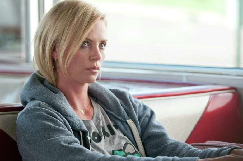 Phillip V. Caruso/Paramount Pictures Charlize Theron plays Mavis Gary in YOUNG ADULT.© 2011 Paramount Pictures and Mercury Productions, LLC.  All Rights Reserved Photo: Photo Credit: Phillip V. Caruso / © 2011 Paramount Pictures and Mercury Productions, LLC.  All Rights Reserved.