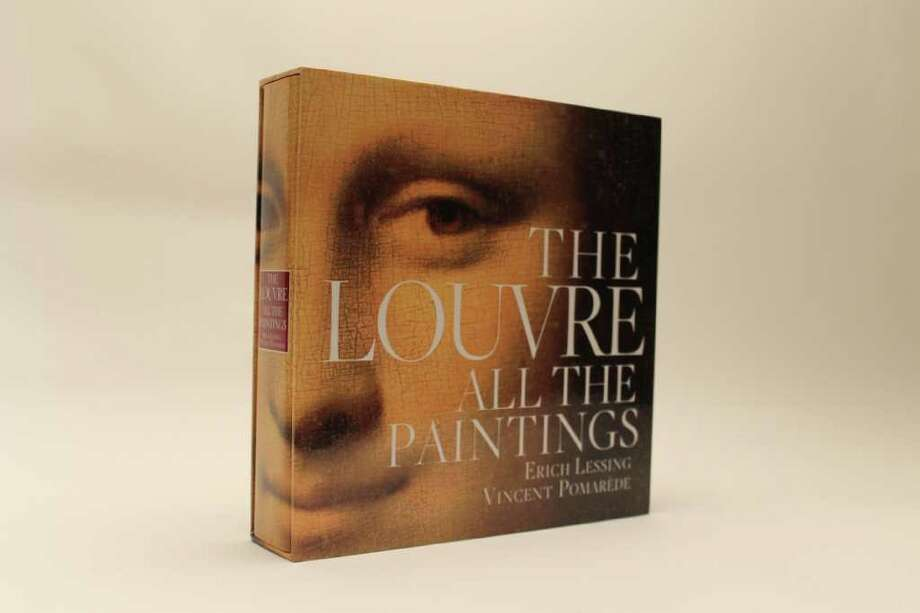 ?The Louvre: All the Paintings? (Black Dog & Leventhal; 800 pages; DVD-ROM; more than 3,000 images; $75)