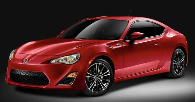 The sporty new Scion FR-S compact, rear-wheel-drive sports car will go on sale next spring as a 2013 model. COURTESY OF TOYOTA MOTOR SALES U.S.A. Photo: Toyota Motor Sales U.S.A., COURTESY OF TOYOTA MOTOR SALES U.S.A.
