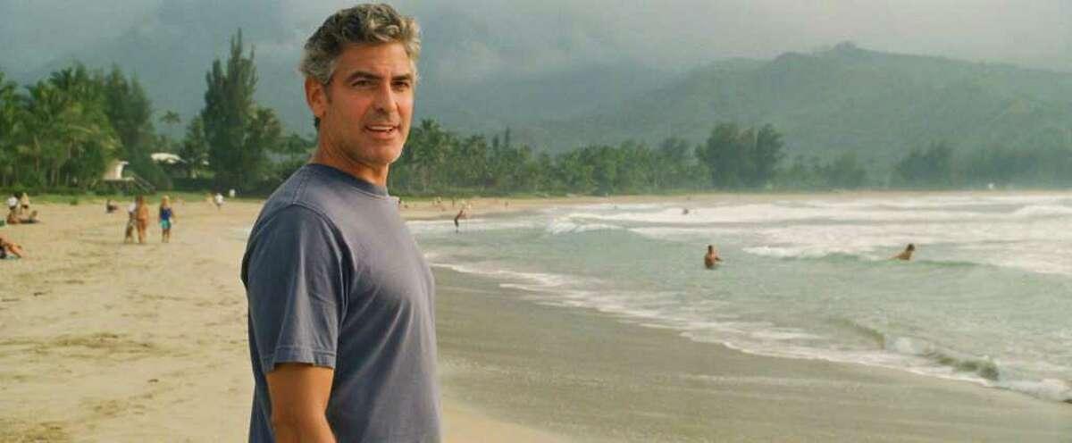 Actor George Clooney as