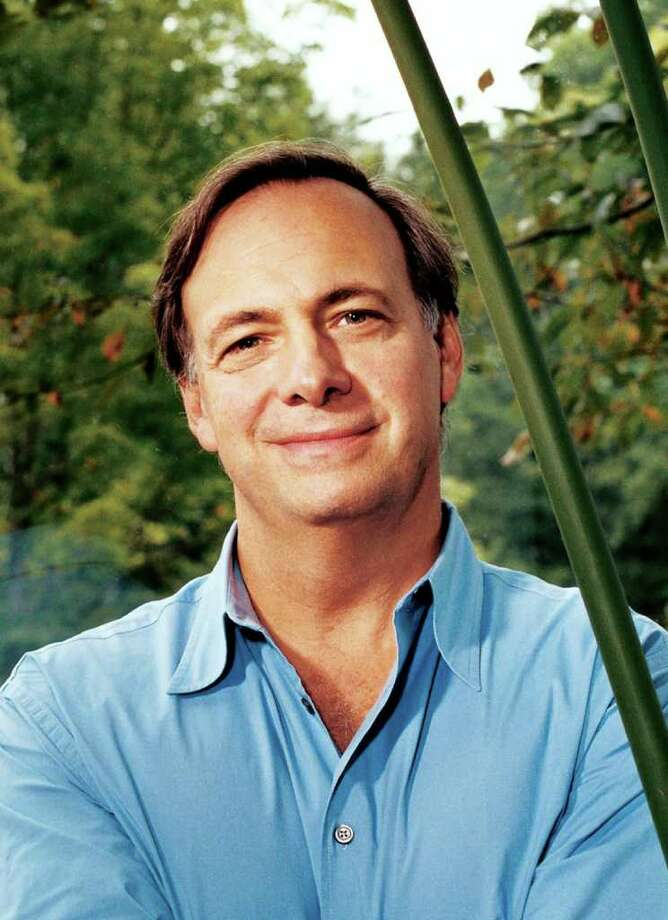 Ray Dalio, a Greenwich resident and manager of Westport-based hedge fund Bridgewater Associates. Photo: Contributed Photo, ST / Greenwich Time Contributed