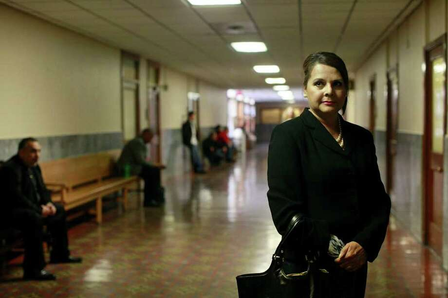 Hilda Valadez: She's known for taking many indigent cases. Photo: LISA KRANTZ, SAN ANTONIO EXPRESS-NEWS / SAN ANTONIO EXPRESS-NEWS