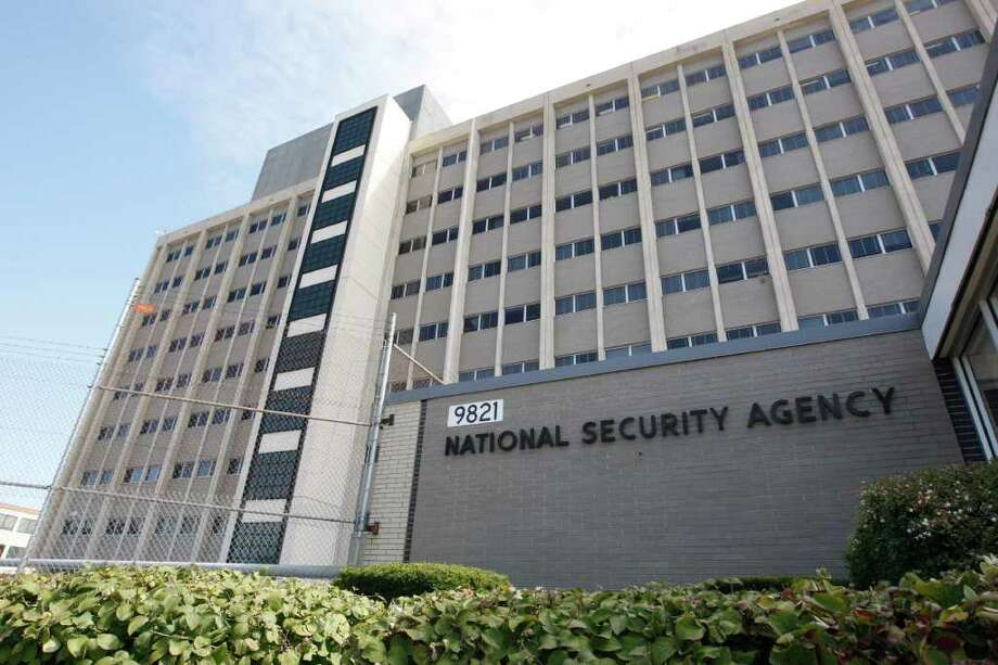 ASSOCIATED PRESS SECRET PLACE: The National Security Agency building at Fort Meade, Md., is home to U.S. Cyber Command. Photo: Charles Dharapak / AP